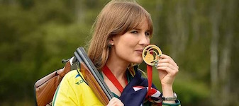 Laura Coles, 2014 Commonwealth Games Gold Medallist