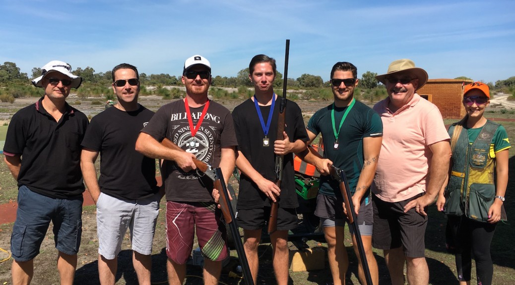 Perth Clay Shooting Experiences